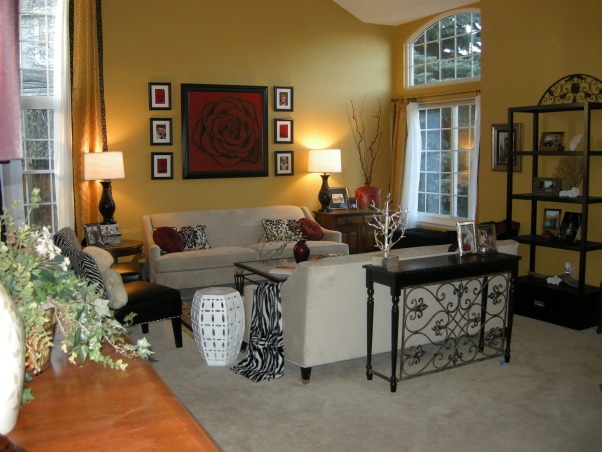 red and gold living room decor and gold living room decorating ideas 24727