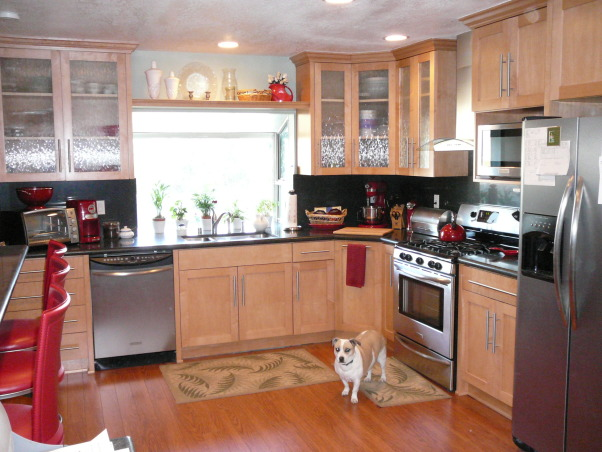 honey maple kitchen cabinets information about rate my space questions for hgtv 16599