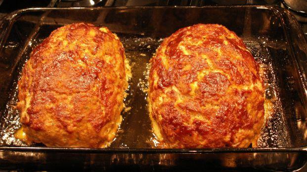 Five-Ingredient BBQ Turkey Meatloaf