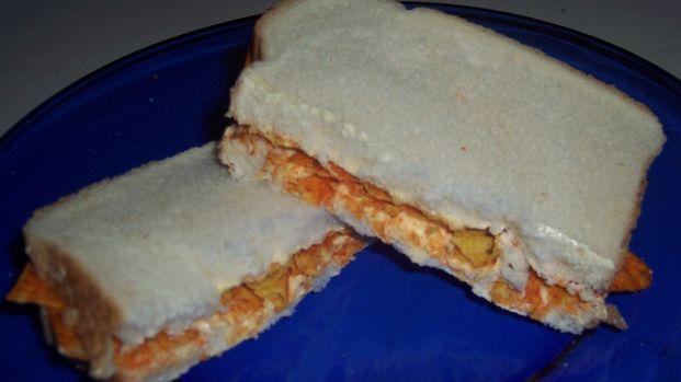 Dorito Sandwich for Kids